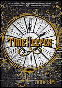 cover image - Timekeeper
