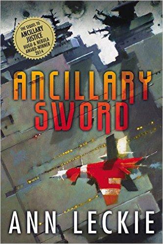 book cover: Ancillary Sword