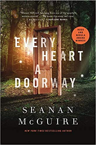 Book cover - Every Heart a Doorway by Seanan McGuire