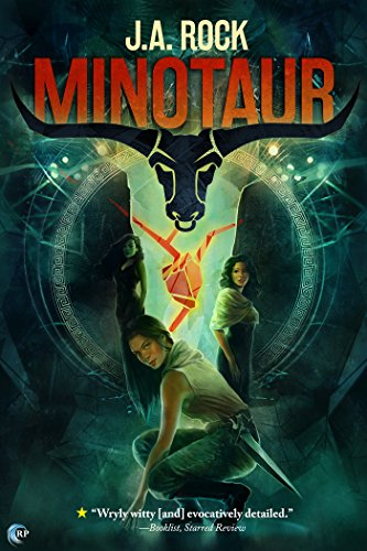 Cover: Minotaur by J A Rock