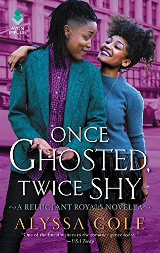 book cover: Once Ghosted