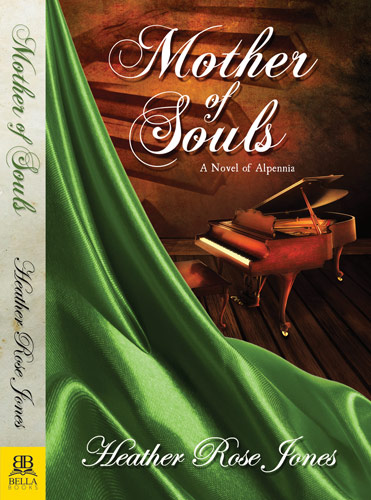 Book cover - Mother of Souls
