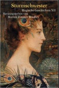 Cover of Sturmschwester (German edition of Sword and Sorceress 12)