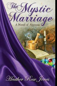 The Mystic Marriage cover