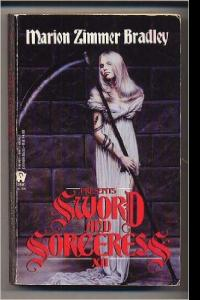 Cover of Sword and Sorceress 12