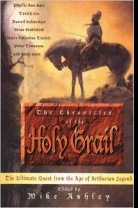 Cover of Legends of the Holy Grail