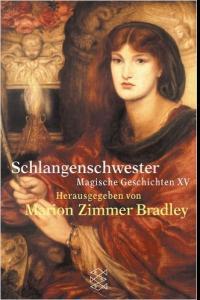 Cover of Schlangenschwester (German edition of Sword and Sorceress 15)
