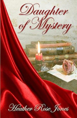 Daughter of Mystery cover