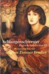 Cover of Schlangenschwester (German edition of Sword and Sorceress 15)